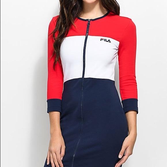 5e55ae96 Fila dress